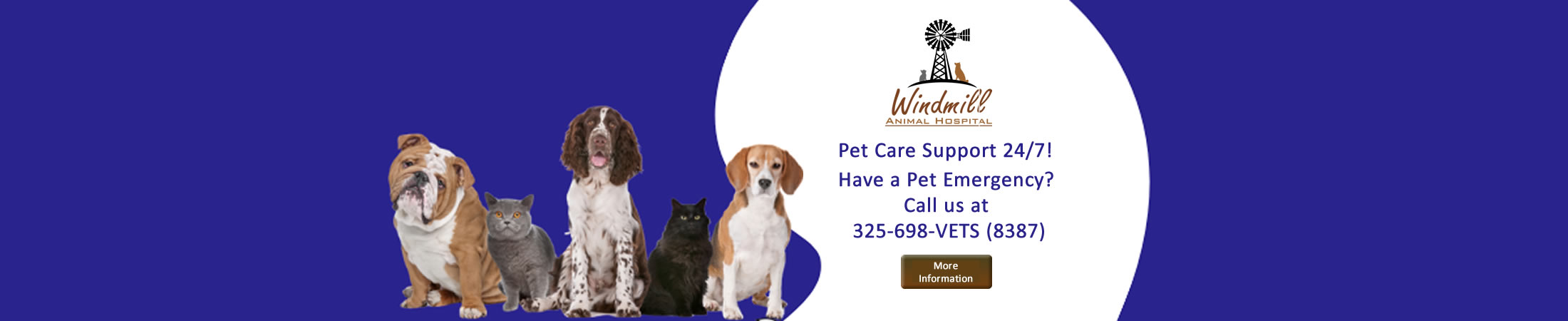 Windmill Animal Hospital 24 Hour Pet Care