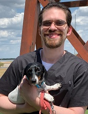 Steven - Registered Veterinary Technician