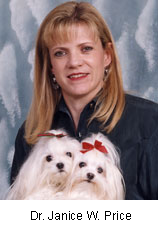 Dr. Janice W Price, Practice Director- Windmill Animal Hospital - Abilene Vet